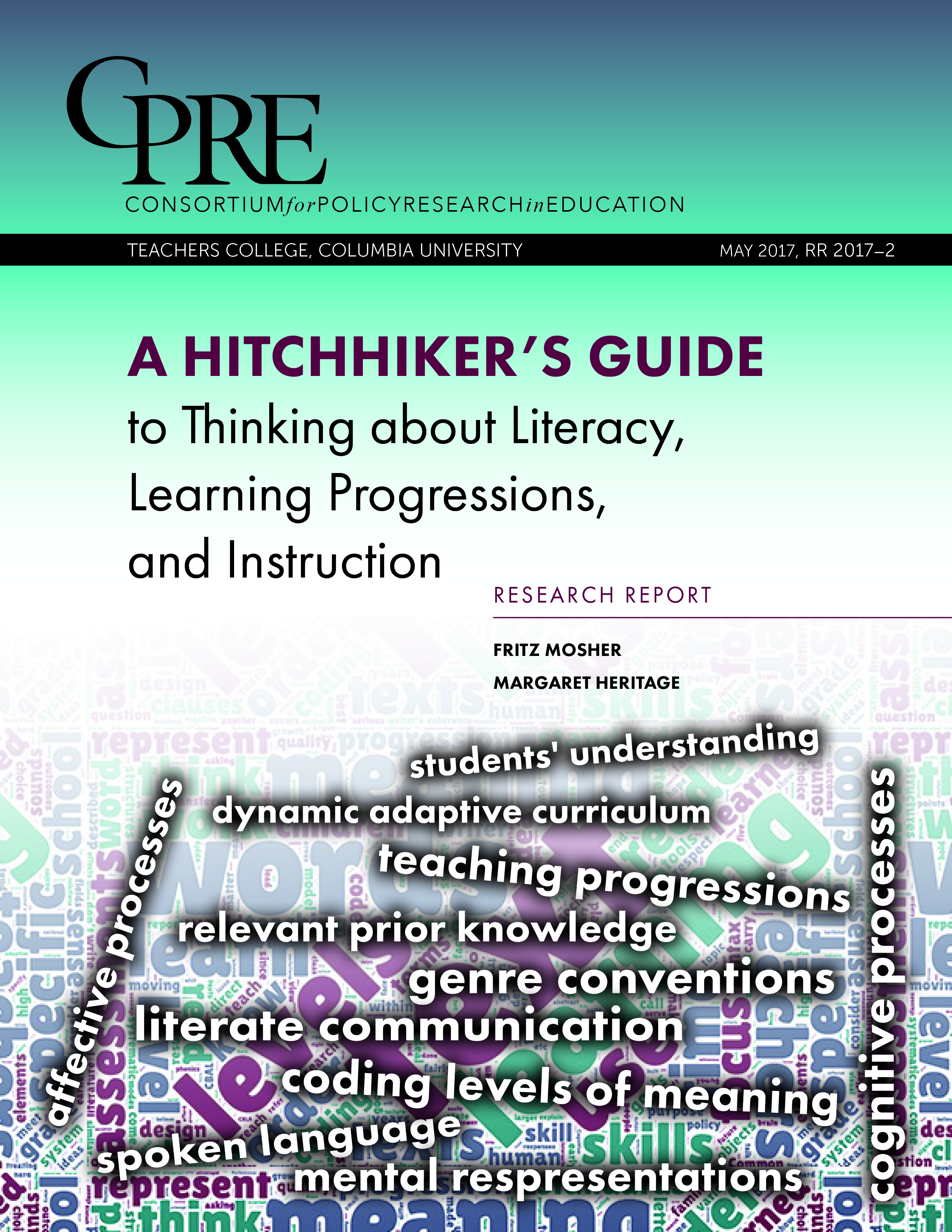 a hitchhiker s guide to thinking about literacy learning